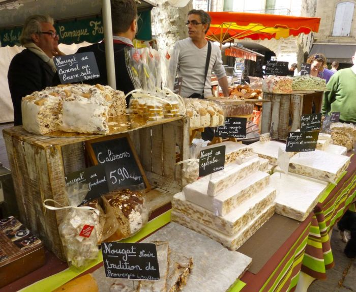 And homemade nougat is a good option for when you're too broke to afford any more truffles.