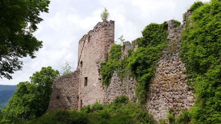 Haut-Ribeaupierre castle