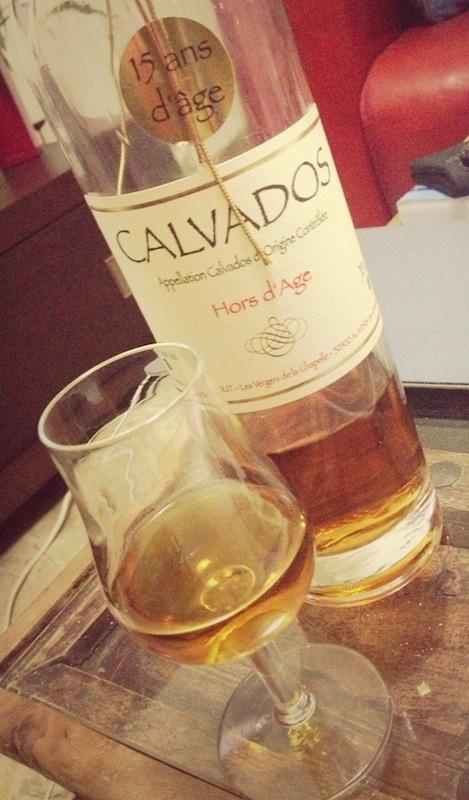 Yummy Calvados