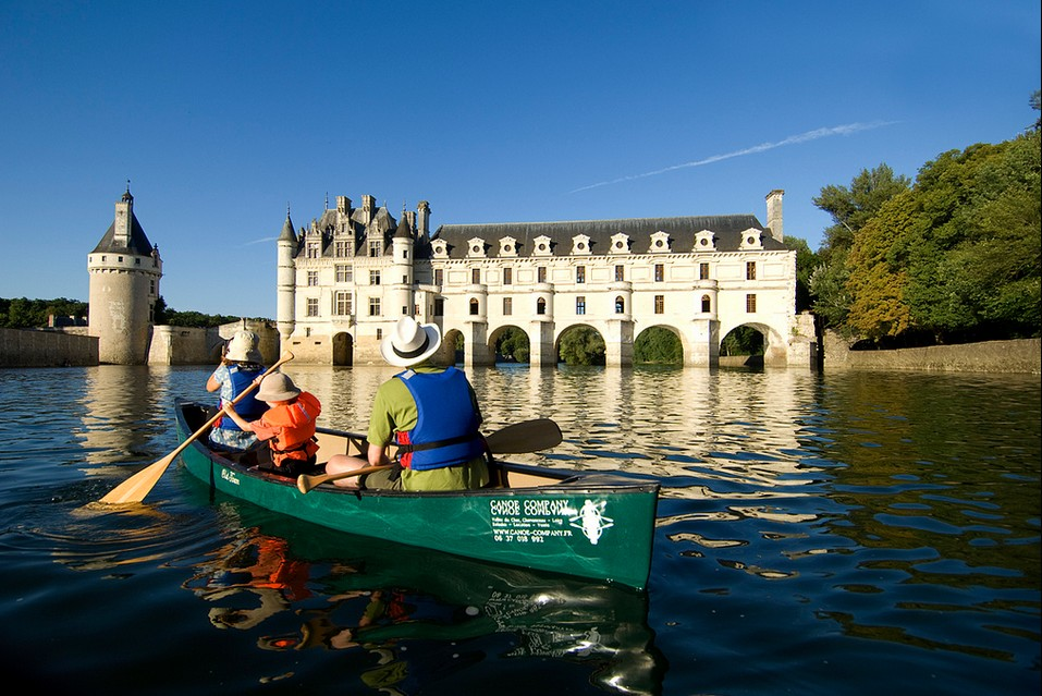 travel and vacation in the Loire Valley