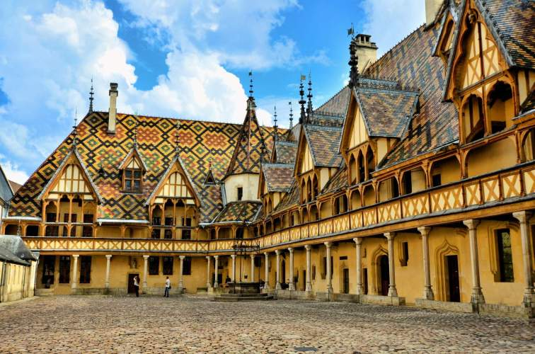 Beaune -  The Hospices