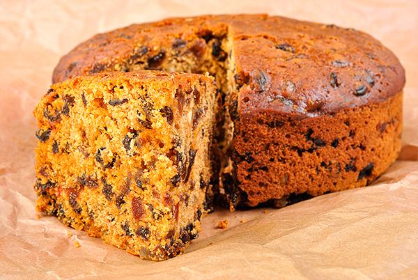 the barnbrack cake