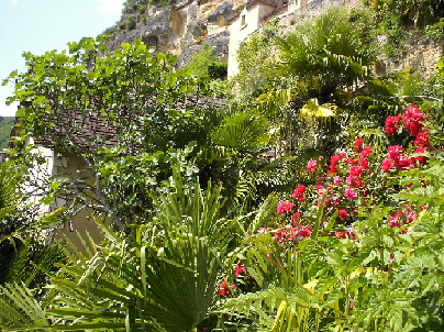 botanical garden la roque gageac