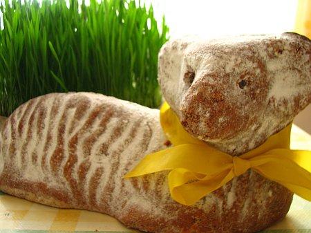 bread lamb