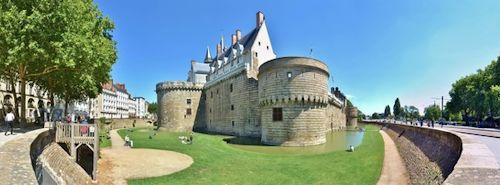 Nantes, Chateau des Ducs de Bretagne
