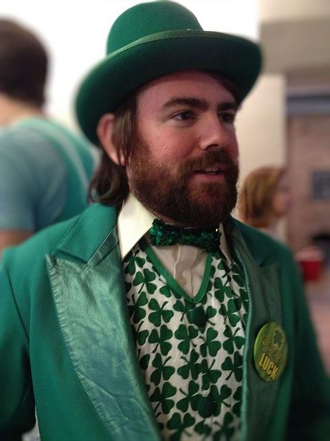 saint patrick hat ireland