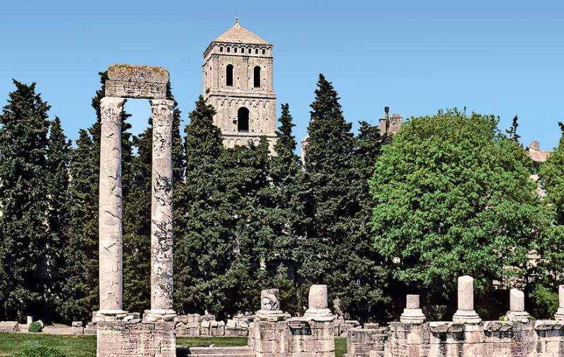 Roman Ruins, Arles