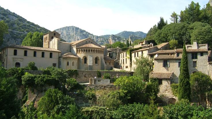 abbaye saint guilhelm