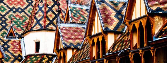 roof hospices de beaune