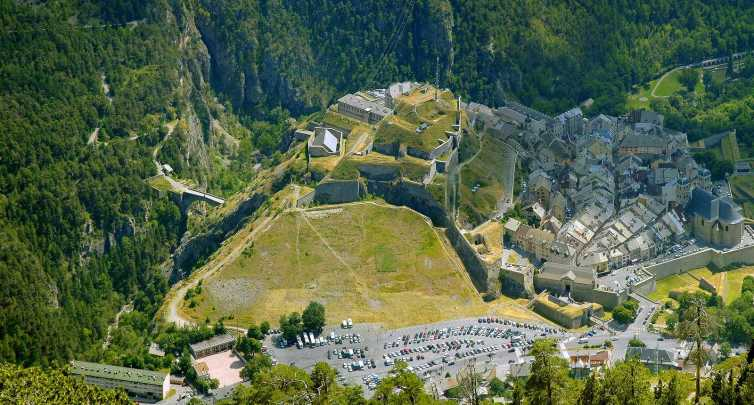 Vauban Fortress in Briancon