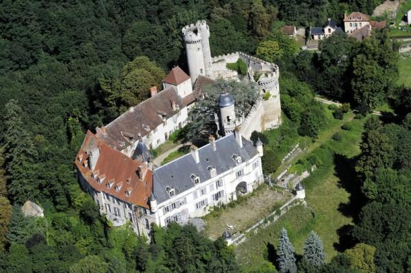 chateau de veauce