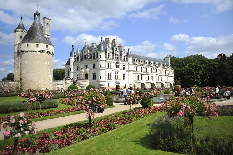 Catherine de Medicis Gardens