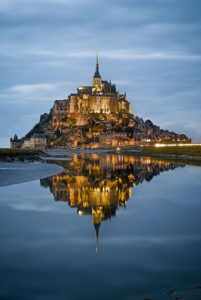 Amazing Mont Saint Michel