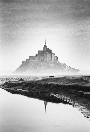 Mysterious Mont Saint-Michel