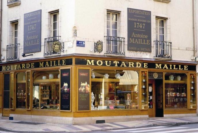 Maison Maille Dijon