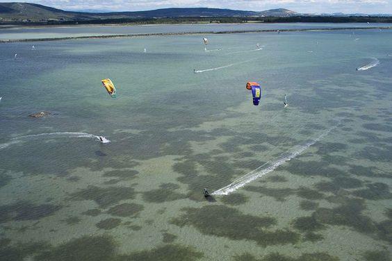 kitesurf etang de thau