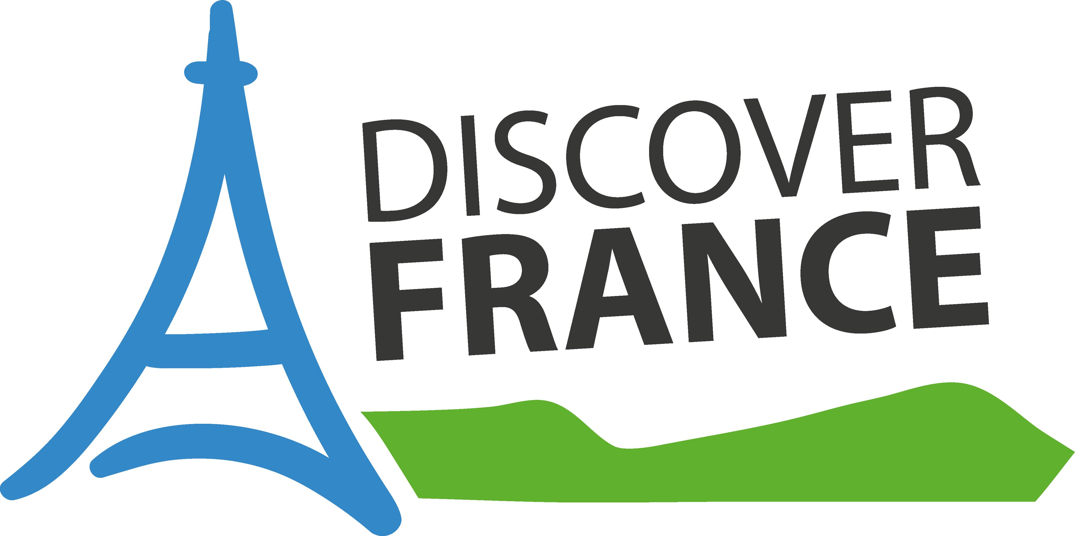 Discover France Logo